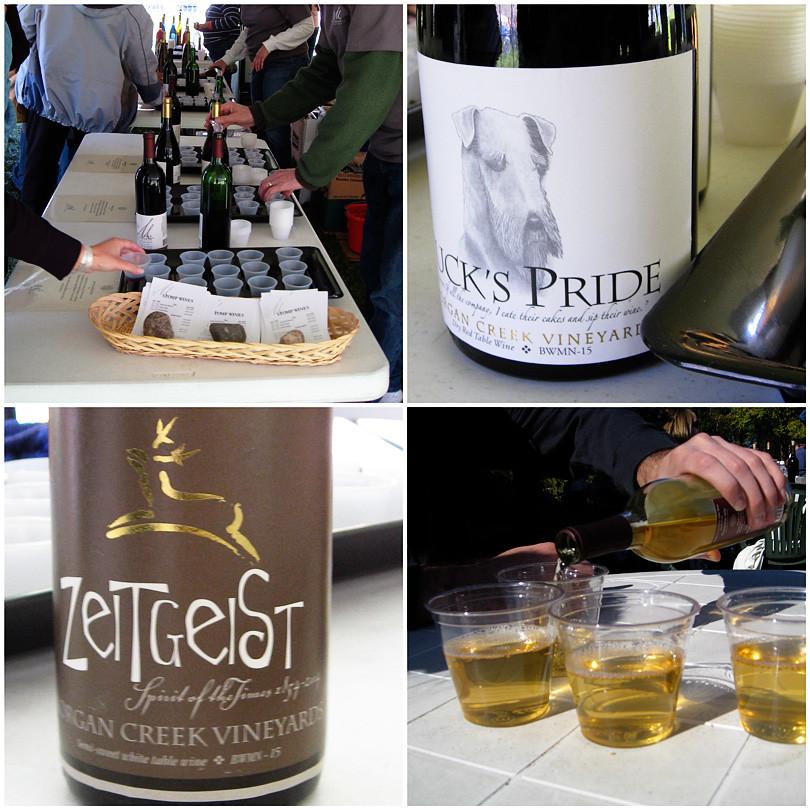 Morgan Creek Wine Tasting
