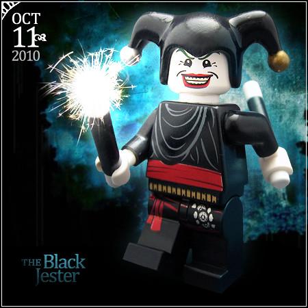 October 11 - The Black Jester