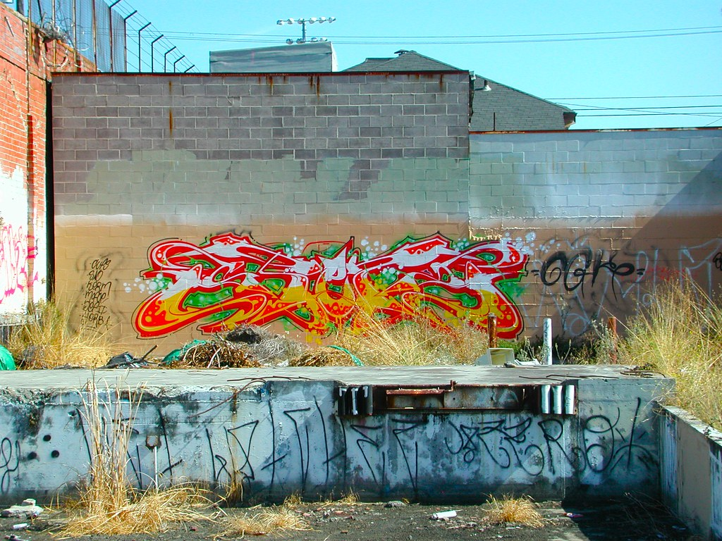 STENZ, Oakland, Street Art, Graffiti