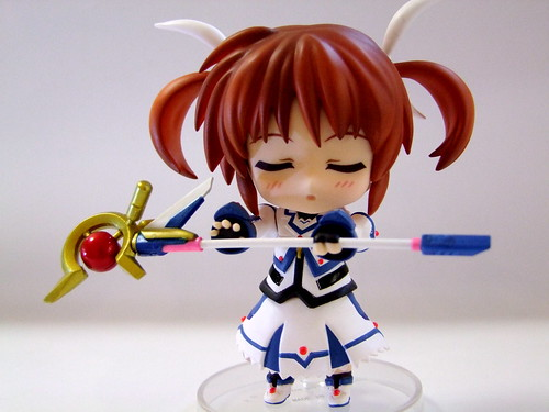 ねんどろいど 高町なのは The MOVIE 1st Ver. /Nendoroid Nanoha Takamachi: The MOVIE 1st Ver.