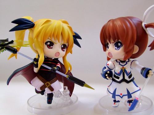 フェイト vs. なのは/Fate vs. Nanoha