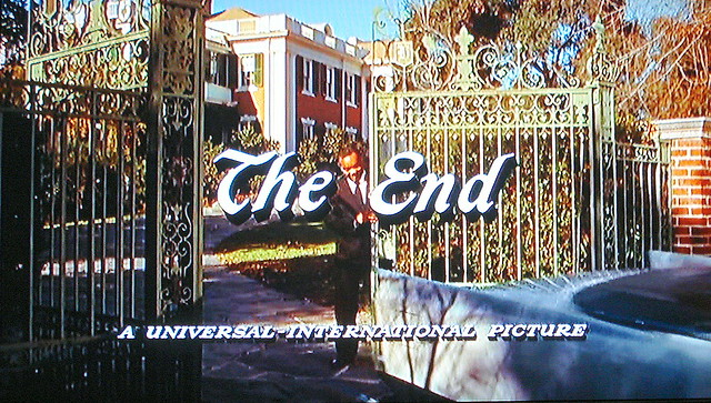 The End. 1956