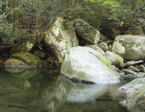 Boulders galore