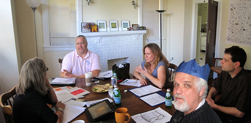 JASE Project Kick-off Meeting at JDM Creative Studio