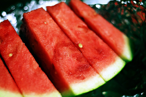 April 19, 2010: watermelon