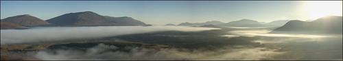 Laggan Inversion Panorama