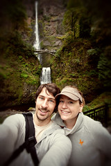 Multnomah Falls squishy