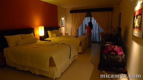 Our Room in Thunderbird Resorts Poro Point