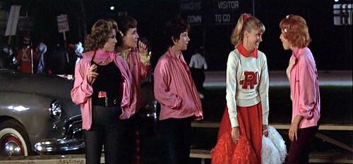 Grease_Olivia-Newton-John-Didi-Conn-Stockard-Channing-Dinah-Manoff-Jamie-Donnelly_Cheerleader.bmp