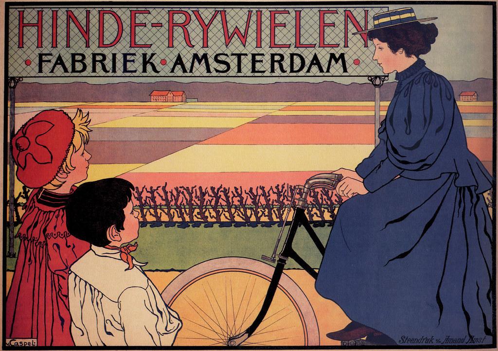 1896: Hinde-Rijwielen 1