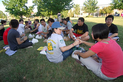International Students picnic