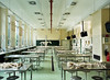 (Gebhart de Koekkoek) Tags: vienna school film 645 university room class contax bones vetmed anathomie