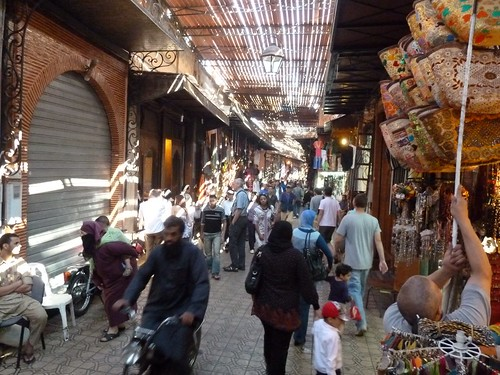 Buying in Morocco
