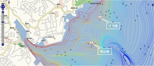 釣りポイント(神奈川県、三浦半島、鴨居)