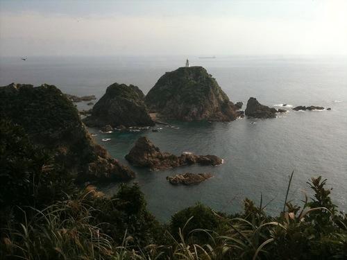 絶景の佐多岬
