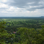 View from Phnom Sampeau