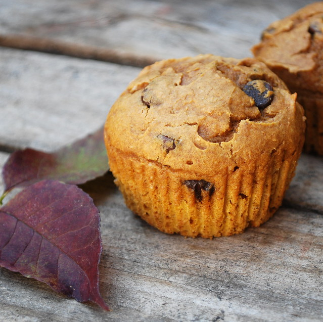 ... Cutting Edge of Ordinary: Pumpkin Spice Muffins - only 3 ingredients