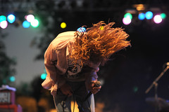 Cage the Elephant (Toni Francois) Tags: music festival rock austin concert live acl 2010 cagetheelephant