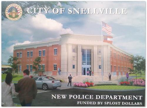 Snellville Police Station