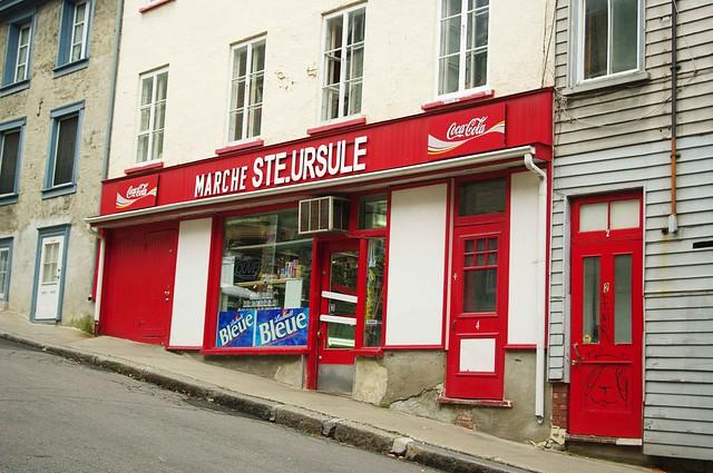 Marché Ste-Ursule