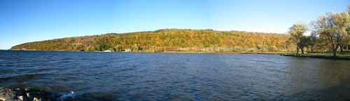 Seneca Lake Panoramic
