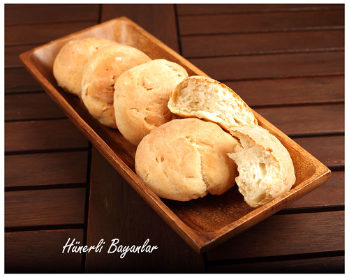 Patatesli Sandviç Ekmeği