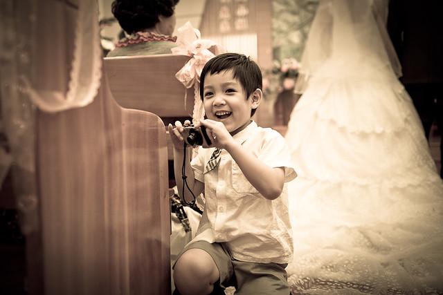婚禮紀錄/高雄五甲教會