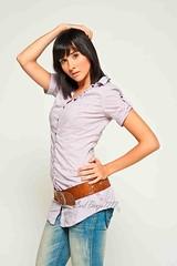 Zaloa Gomez I (Lorddrago7212) Tags: modelo iluminacion zaloa
