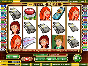 Reel Deal slot game online review