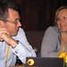 Scott Gray of Rapidata and Jenny Turner of Turner PR at 30thIFC