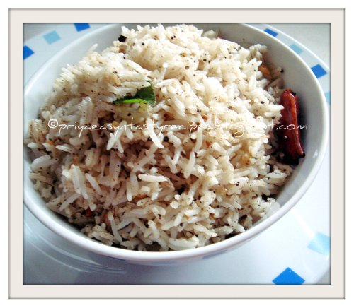 Pepper rice