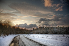 (Andreas Reinhold) Tags: road schnee winter snow hdr dfl strase winternationals andreasreinhold rotenhain