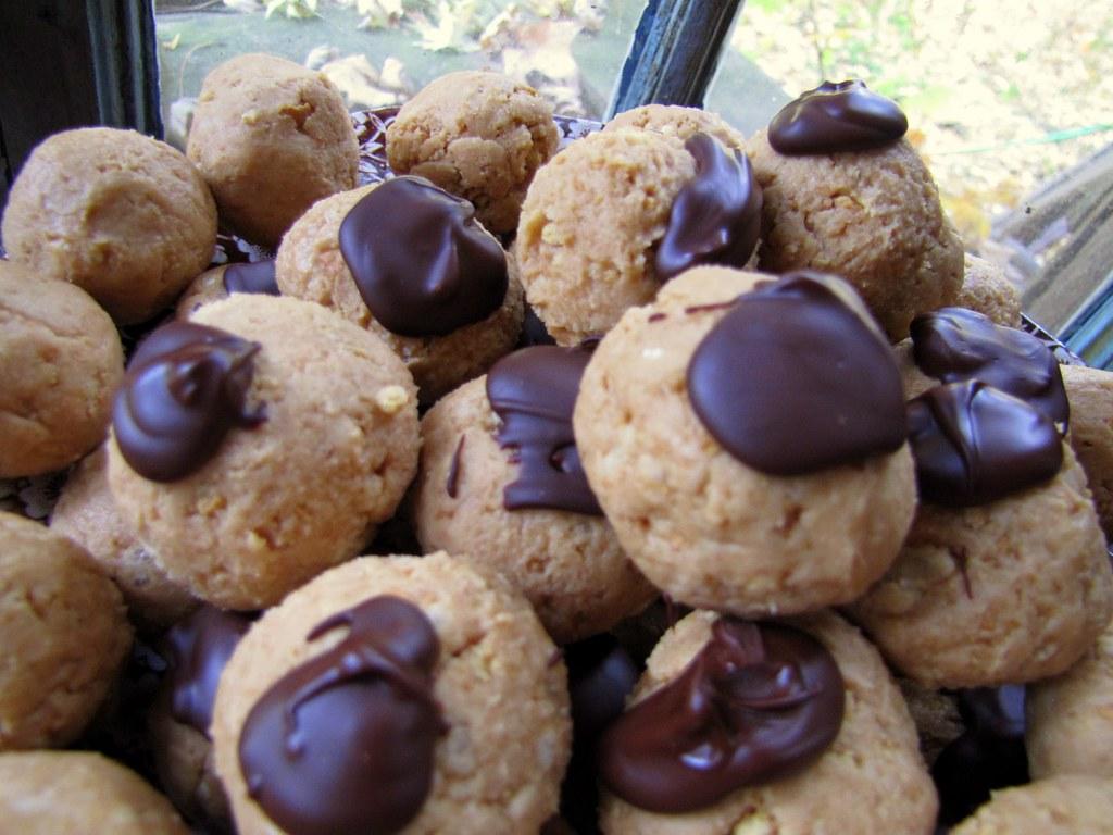 Peanut Butter Balls!