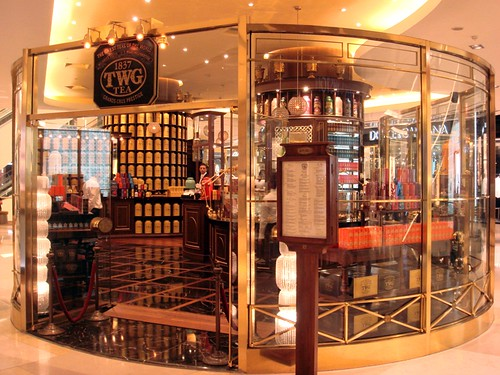 TWG@ION Orchard