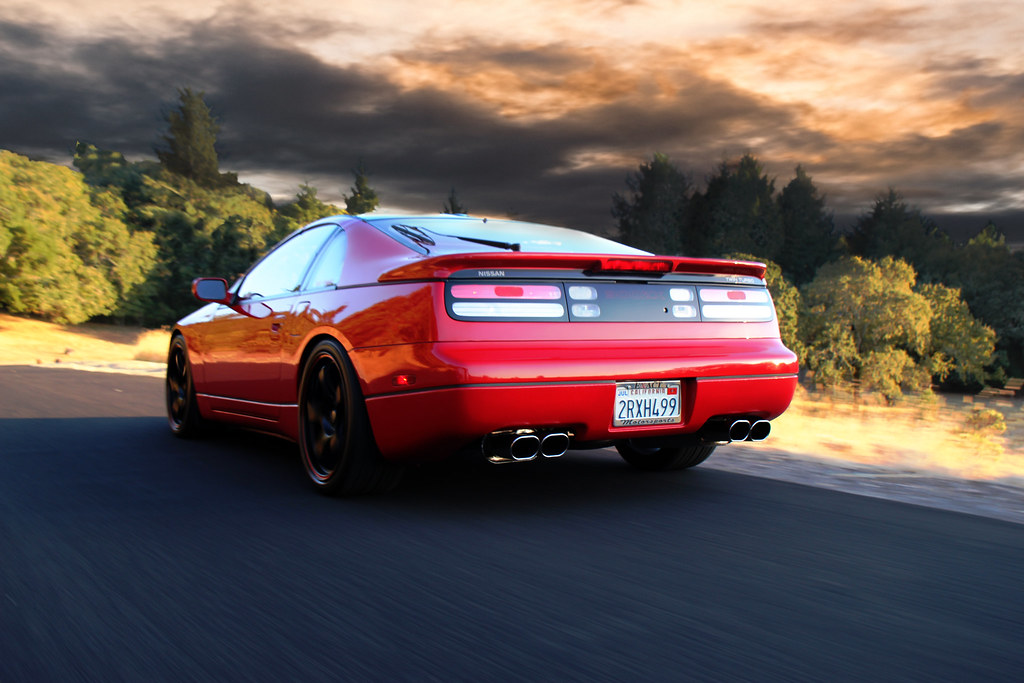 Spotlight Landon Shore S 300zx Right Foot Down