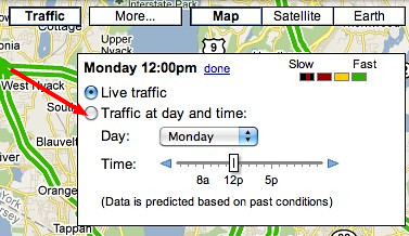 How Does Google S Predictive Traffic Maps Work