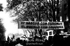 Despedida a Nestor Kirchner (Marin1ta) Tags: presidente argentina k cristina plazademayo despedida casarosada 2010 kirchner nestor presidenta casadegobierno eternautas juventudperonista jpevita