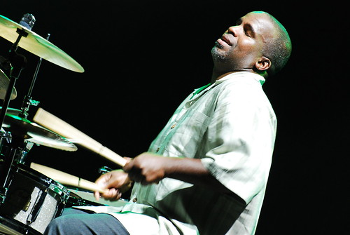 Will Kennedy. Jazz In Kiev 2010.