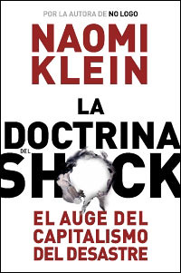 La Doctrina del Shock (Inlgés)