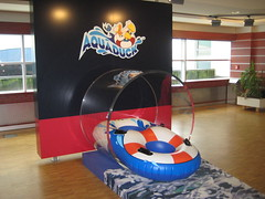 "Wasserrutsche ""The AquaDuck"" der Disney Dream"
