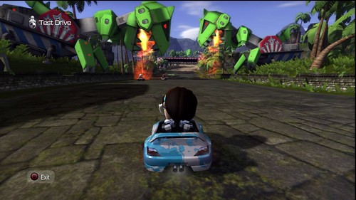 ModNation Racers - Stunt Pack