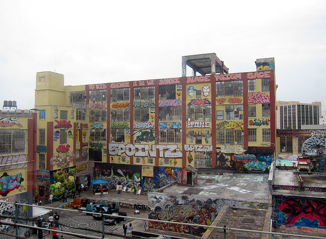 5Pointz Aerosol Art Center