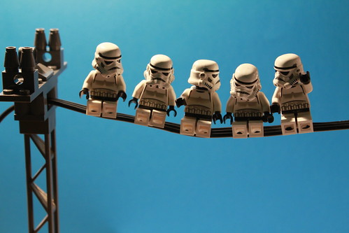 Stormtroopers On A Wire