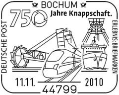 750_Jahre_Knappschaft_Sonderstempel_11112010