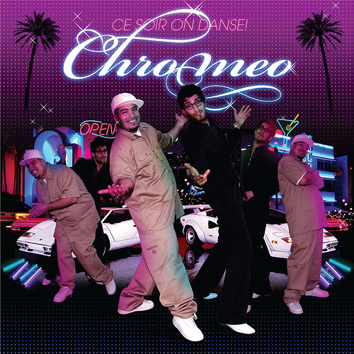 (Electronic, Funk, Soul, Disco, Freestyle) VA - Chromeo - Ce Soir On Danse! - 2006, FLAC (image+.cue) lossless