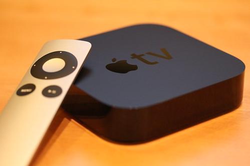 Mit Apple ins TV