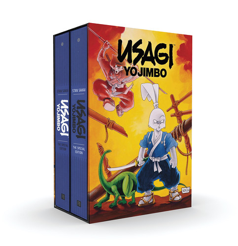 Usagi Yojimbo: The Special Edition by Stan Sakai - 3D slipcase