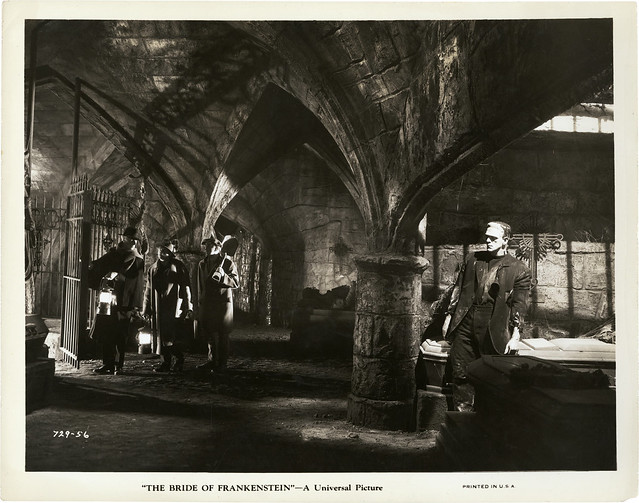 The Bride of Frankenstein (Universal, 1935) 34