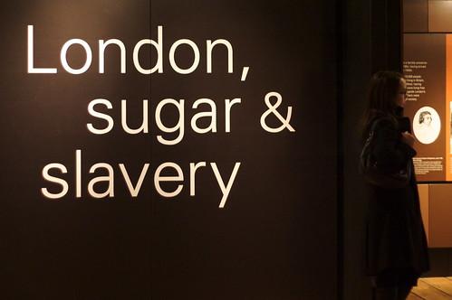 London, sugar & slavery
