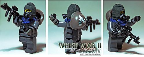 WEIRD WAR II German spec op